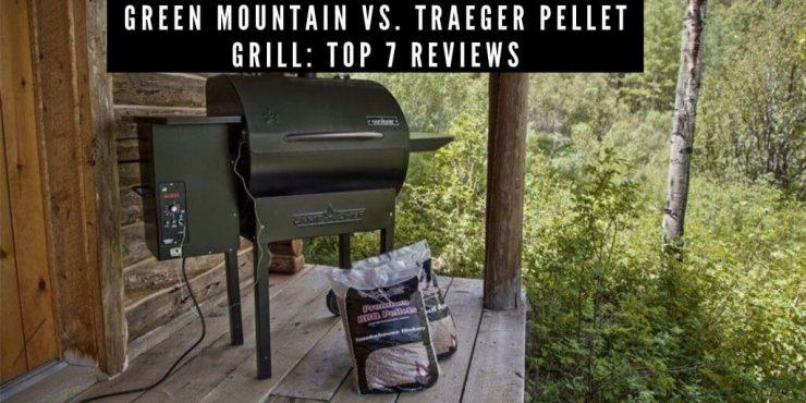 Green Mountain vs. Traeger Pellet Grill