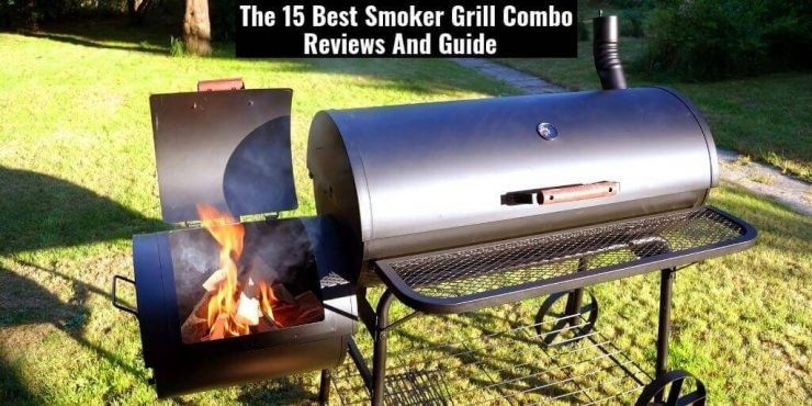 Best Smoker Grill Combo Reviews